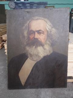 Портрет К.Маркс