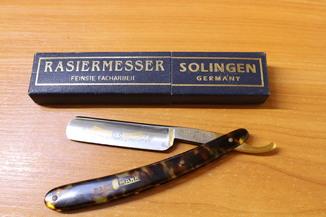 Опасная бритва SOLINGEN