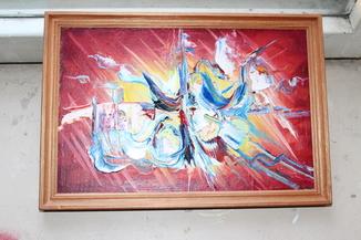 "Картина автора ""Четверкин А.С. 2003 года."""