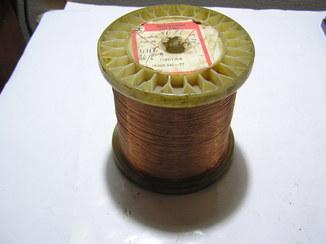 Провод ПЭВТЛ-2, диаметр 0,2. Новый.