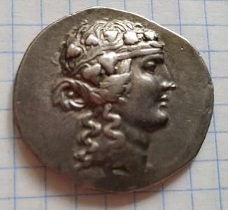 Тетрадрахма Марония