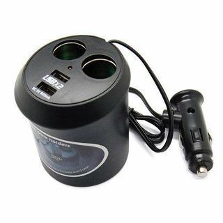 Автомобильное Зарядное Прикуриватель 2х USB