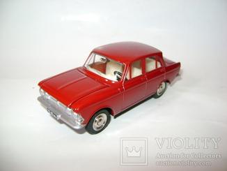 Москвич 408 Dinky Toys ремейк Atlas 1/43