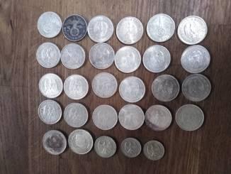 Монети рейха