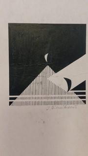 Біликівський І. Абстракція 2 1980ті