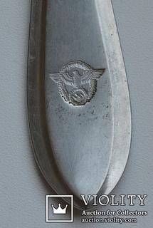 Нож для рыбы полиции Sandrik Anticorro