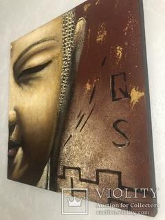 Две картины в стиле Будда
