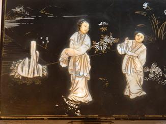 Шкатулка Япония начала 20 века