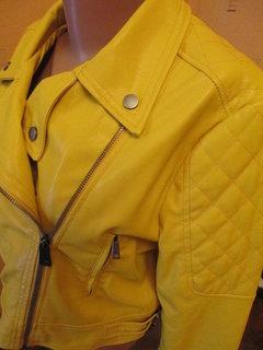 Косуха Motivi p.S.  ярко желтая куртка. оригинал с бирками.