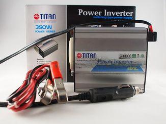 Інвертор автомобільний Titan HW-350E6