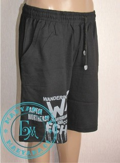 Стильные мужские шорты размер L