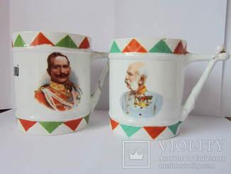 Франц Йосиф I-Вільгельм II Перша Світова 1914-1915р.-2.