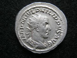 Антониниан Филипп Араб.