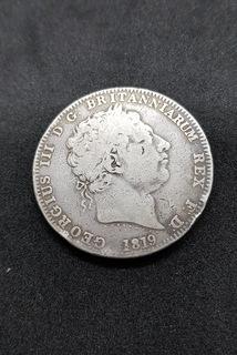 1 крона 1819