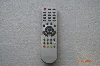 Пульт управления телевизором.
