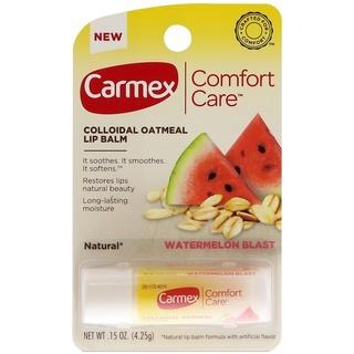 Carmex, бальзам для губ, арбузный взрыв