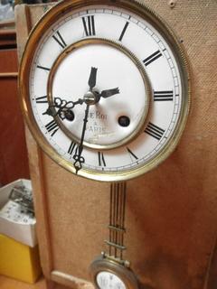 Механізм настінного годинника