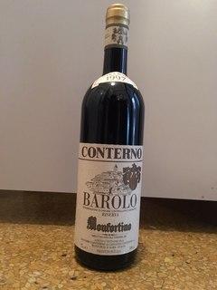 1978 Barolo Conterno Monfortino