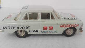 Москвич 412 А8 ралли