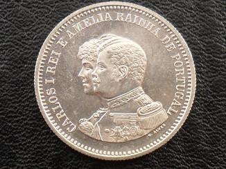 Португалия, 200 рейс 1898 г.