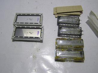 Индикаторы разные. ИВЛ 2-7/5-1 шт.; ИЛЦ 2-12/8Л-2 шт.; ИЖКЦ1-4/14-2 шт.