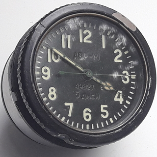 часы танковые АВР-М (5 дней)