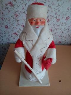 Дед Мороз (фигура под елку)
