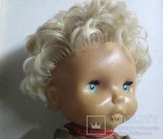 Кукла (колкий пластмасс)