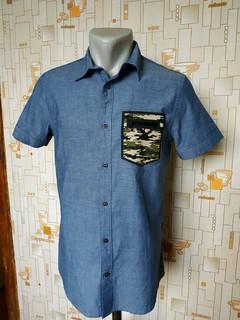 Рубашка. Шведка FSBN Индонезия коттон p-p S