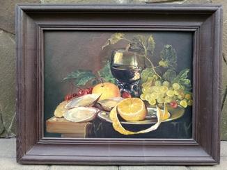 """Картина """"Кухонный натюрморт""""."""