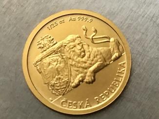 5 долларов Ниуэ 2017 . Золото
