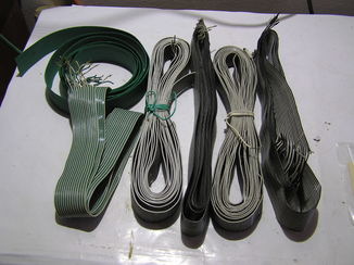 Провод монтажный /шлейф/. 0,94 кг.