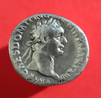 Денарий Domitian (RIC II 769)
