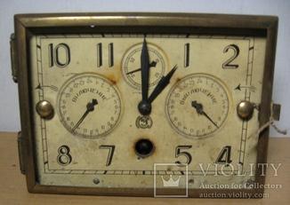 Часы - таймер предположительно от радиоприемника