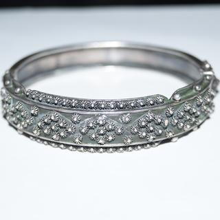 Старый серебряный браслет (Серебро) Эксклюзив.