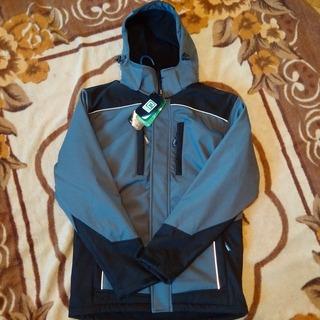 Фирменная куртка-софтшел Elysee 20042 AJAX