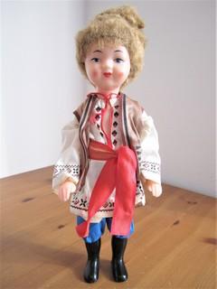 Кукла молдаванин. Ф-ка сувенирных и подарочных изделий