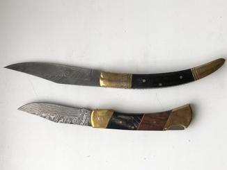 Продам два ножа