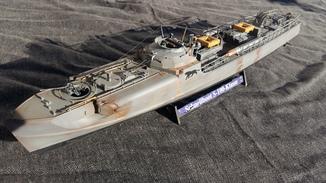Snellbot Kriegsmarine 1941 год