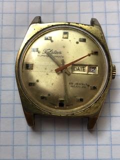 Швецарские часы Фельстар (суперавтоматик)