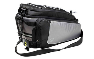 Новая сумка на багажник Bontrager Interchange Rear Trunk Deluxe Bag