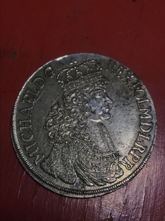 CIVIT ELBINGENS 1671 MONETA A NOVA, Копия