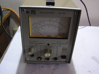 Тераомметр Е6-13А.