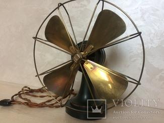 Вентилятор AEG с 1908г.