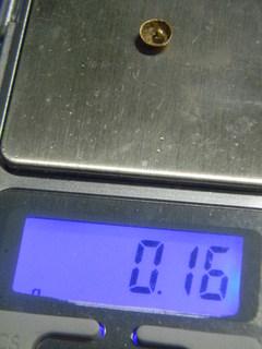 Скифская золотая пуговичка 0.16 -N3
