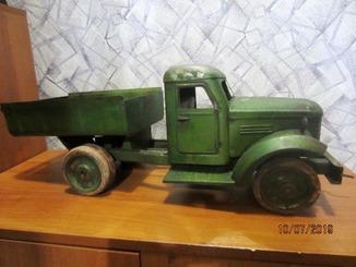 Жестяной грузовик ЗИС-150