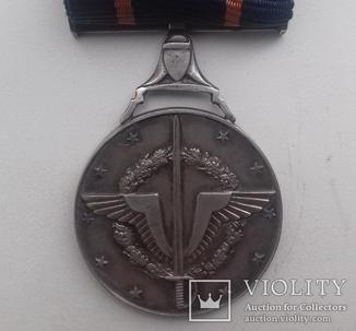 Медаль Військових заслуг, Єгипет, Серебро, 1970р. (бонус 2 медали)