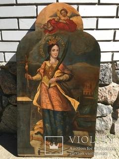 Икона Св.Великомученица Варвара 1 м. 6 см.*55 см.
