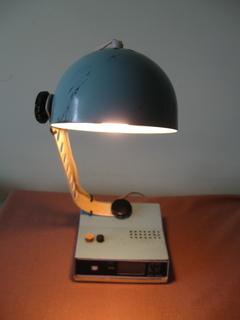 Стильна лампа ( ссср )
