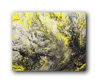 Абстракция. Картина. Солнечные самоцветы. 100х80